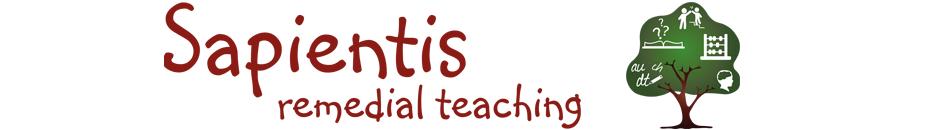 Sapientis remedial teaching in Driebergen